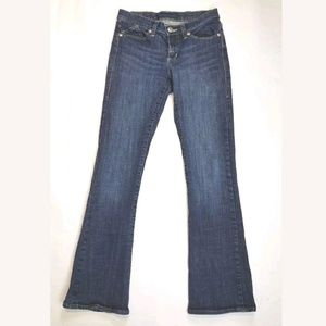 Rock & Republic Boot Cut Jeans Dark Wash 6